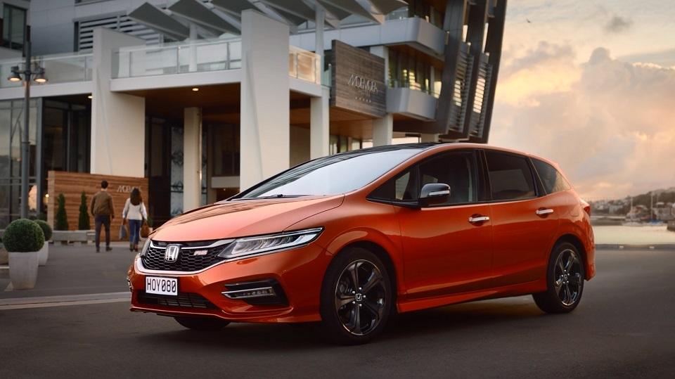 Honda『JADE』