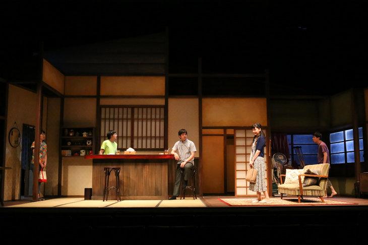 『市ヶ尾の坂』舞台写真_5