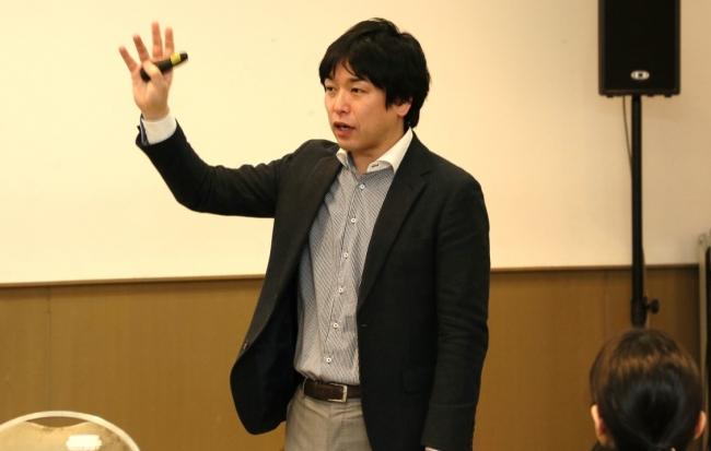 (株)マキシマイズ代表取締役・三浦力