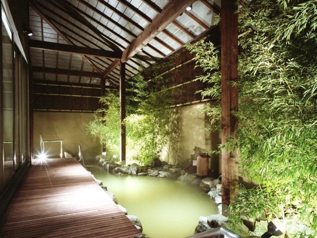 大浴場(ゆとりろ洞爺湖)