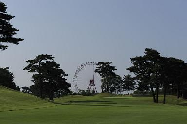 都心からのアクセスも良い西武園ゴルフ場(No.9.)