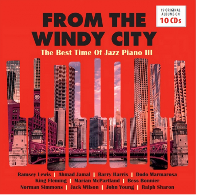 『FROM THE WINDY CITY The Best Time of Jazz Piano III』