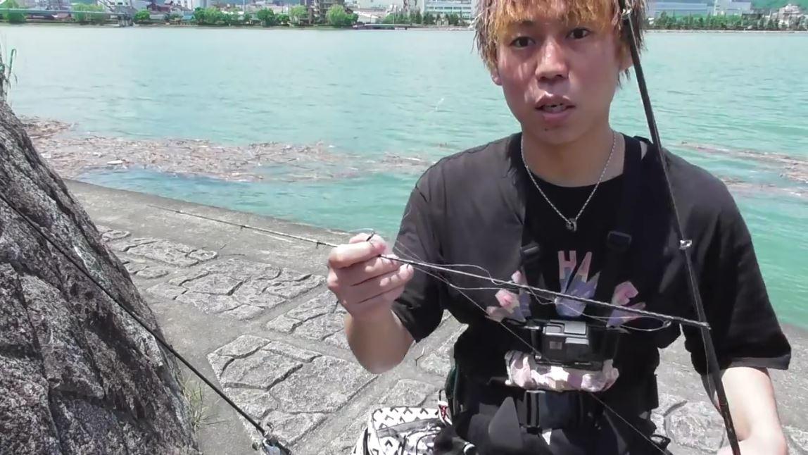 釣りユーチューバー