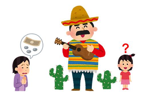 メキシコ 人身売買