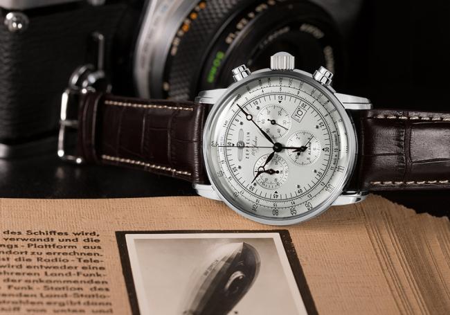 separation shoes 5dc85 e2325 ドイツの腕時計『ツェッペリン(ZEPPELIN)』が、デビュー30周年 ...