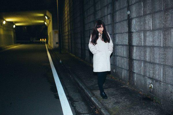 夜道をひとりで歩くのが怖い