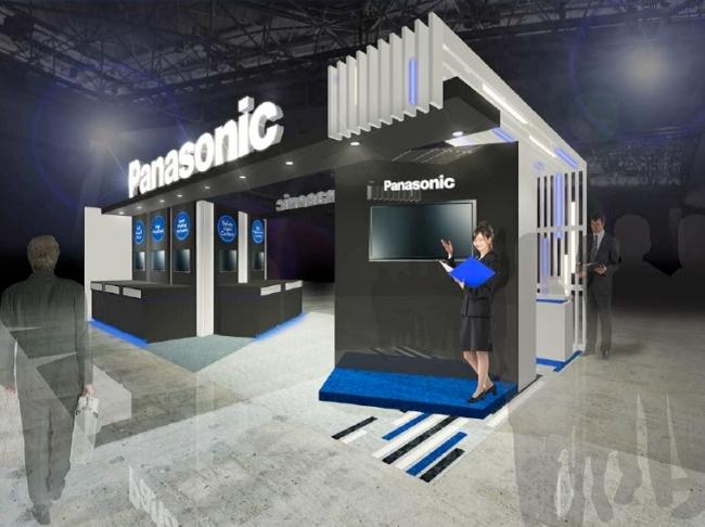 「第22回 機械要素技術展」パナソニックブース イメージ