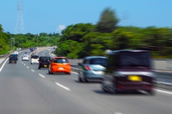 高速道路 軽自動車