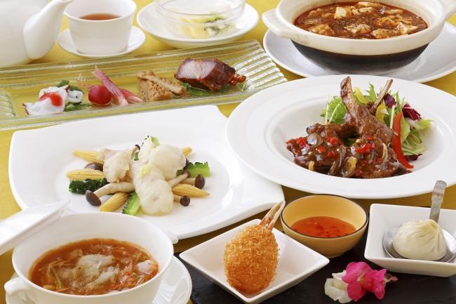 中国料理 皇家龍鳳「口福ランチ」