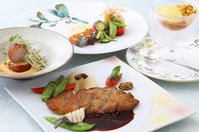 懐石フランス料理「ランチ 都」