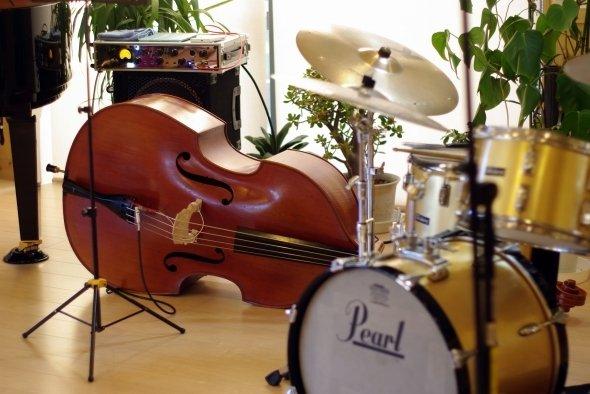 街に音楽がある。コミュニティスペースに活気が生まれている。