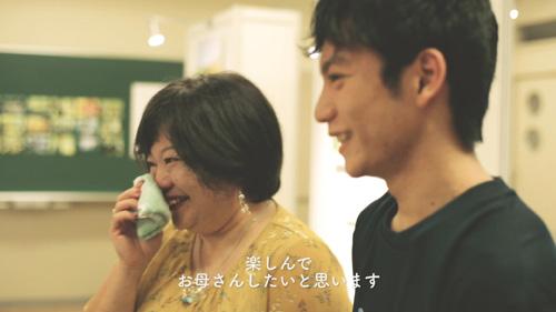 WEB動画「小さな写真展」 動画シーン4