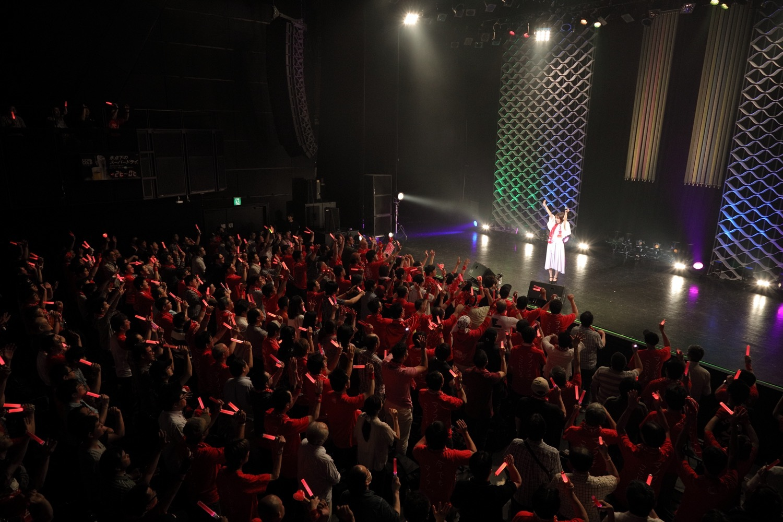 真野恵里菜 2018.6.3 マイナビBLITZ赤坂 撮影=Yosuke Tsuji