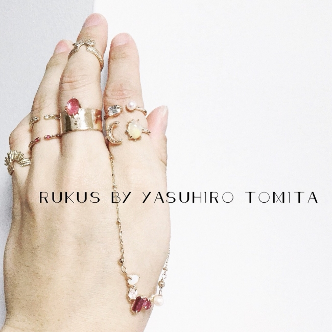 RUKUS BY YASUHIRO TOMITA
