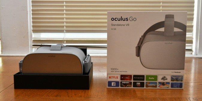 Oculus Go、開封からセットアップまで完全ガイド | Mogura VR
