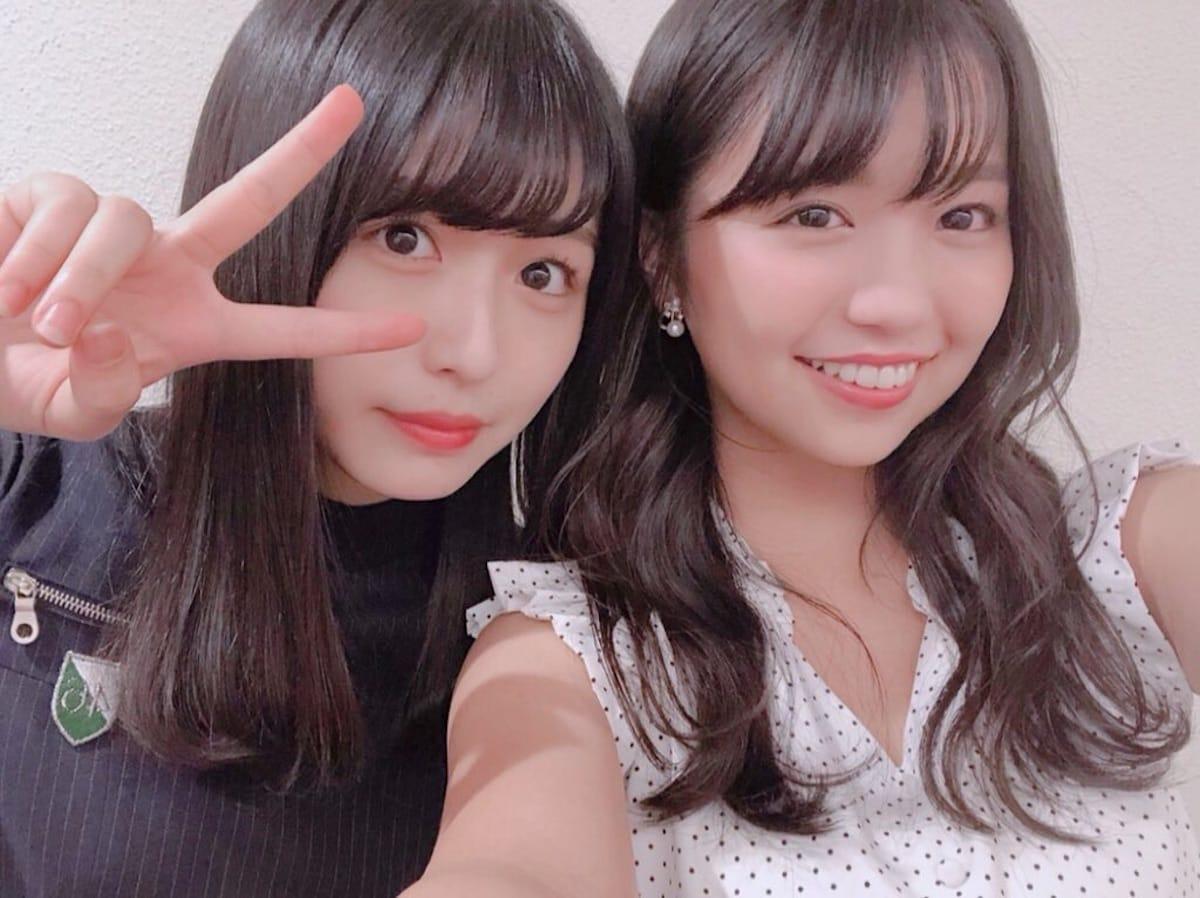 欅坂46・長濱ねる×大原優乃のツ...