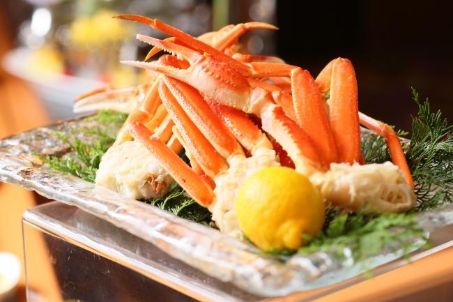ボイル蟹(イメージ)