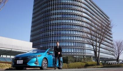 愛知県豊田市にあるトヨタ自動車本社。2017年の世界生産台数は1千万台を超えた