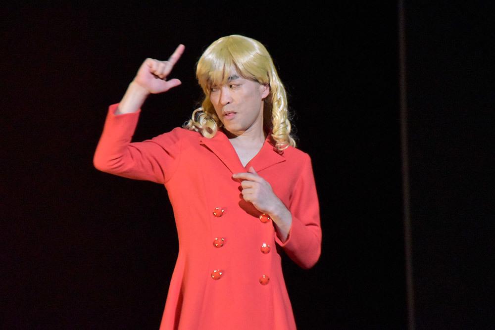『サイレントコメディー』舞台写真