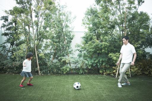 親子でスポーツ