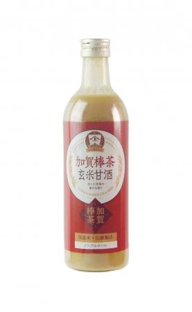 YAMATO 加賀棒茶 玄米甘酒 490ml