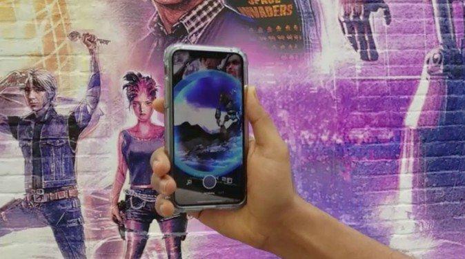 フェイスブックが広告でAR ロゴやポスターにかざしコンテンツ再生 | Mogura VR