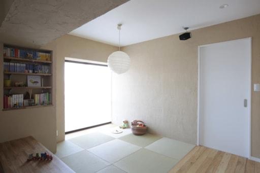 LDKの畳スペース