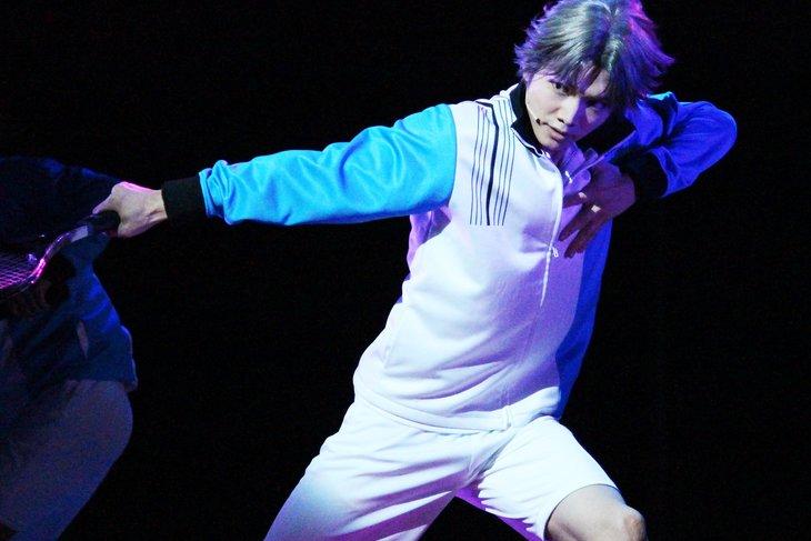 ミュージカル『テニスの王子様』3rdシーズン 全国大会 青学(せいがく)vs氷帝舞台写真_4