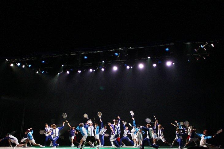 ミュージカル『テニスの王子様』3rdシーズン 全国大会 青学(せいがく)vs氷帝舞台写真_5