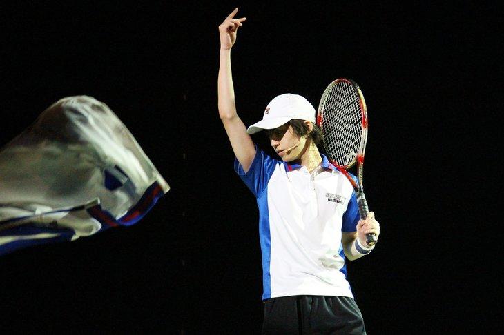 ミュージカル『テニスの王子様』3rdシーズン 全国大会 青学(せいがく)vs氷帝舞台写真_3