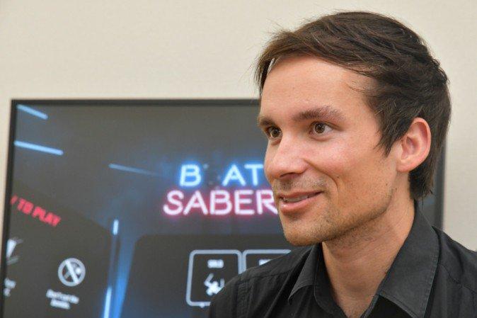 VRゲーム「Beat Saber」が話題を集めたワケ CEOインタビュー(後編) | Mogura VR