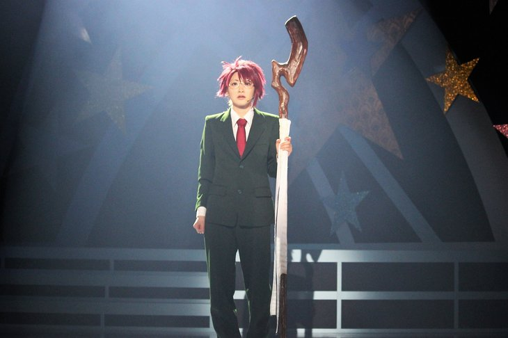 舞台「魔法先生ネギま!」舞台写真_3