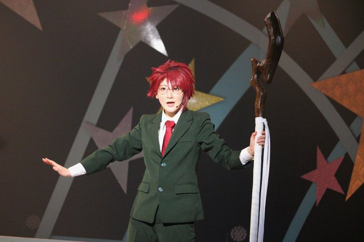 舞台「魔法先生ネギま!」舞台写真_14