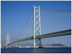 明石海峡大橋(イメージ)