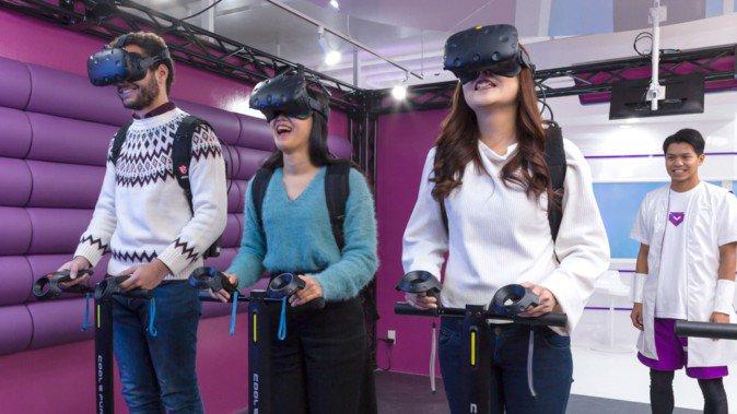 【2018年最新版】東京都内でVRが楽しめるおすすめスポット・体験施設まとめ | Mogura VR