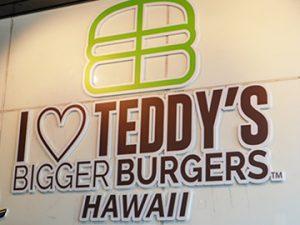 TEDDY'S bigger burgers(テディーズ ビガーバーガー)表参道店