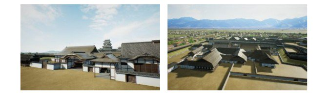 VRで蘇る江戸時代の国宝 凸版印刷が『国宝松本城VR』を制作 | Mogura VR