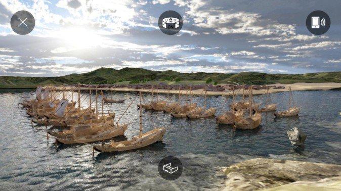 凸版印刷が北海道の「日本遺産」VRで復元、往時の雰囲気伝える | Mogura VR