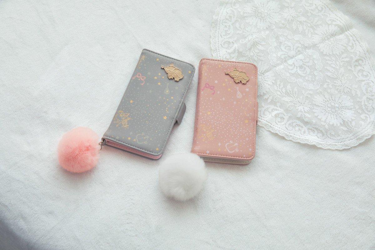 キキ&ララの多機種対応スマートフォンケース
