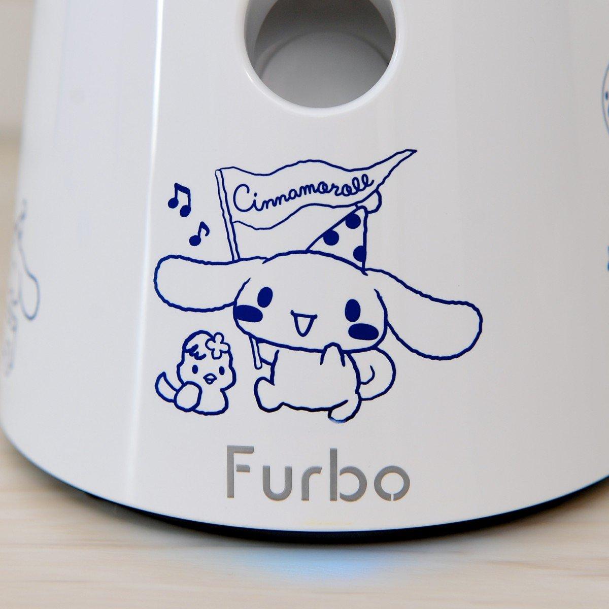Furboドッグカメラ Cinnamoroll Limited Edition デザインアップ