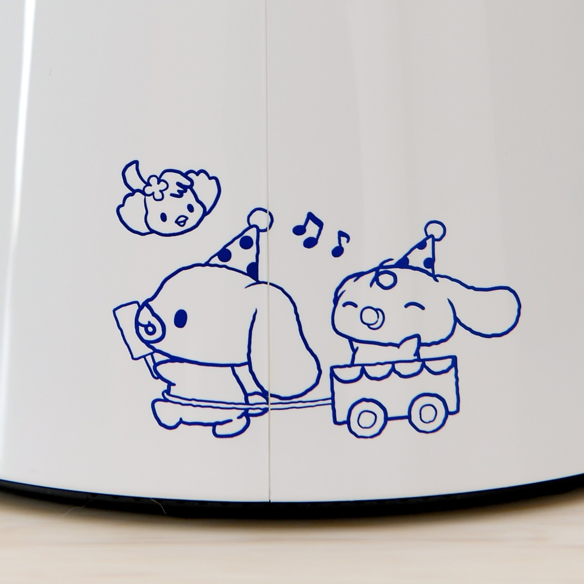 Furboドッグカメラ Cinnamoroll Limited Edition デザインアップ2