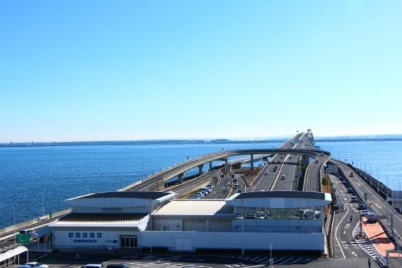 海ほたる 東京湾アクアライン
