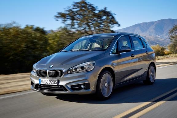 BMW 2シリーズ アクティブツアラー 2017