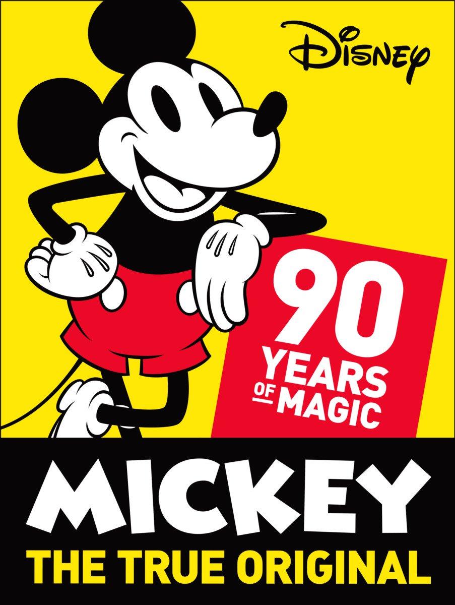 ディズニーストア「ミッキーマウススクリーンデビュー90周年」グッズ