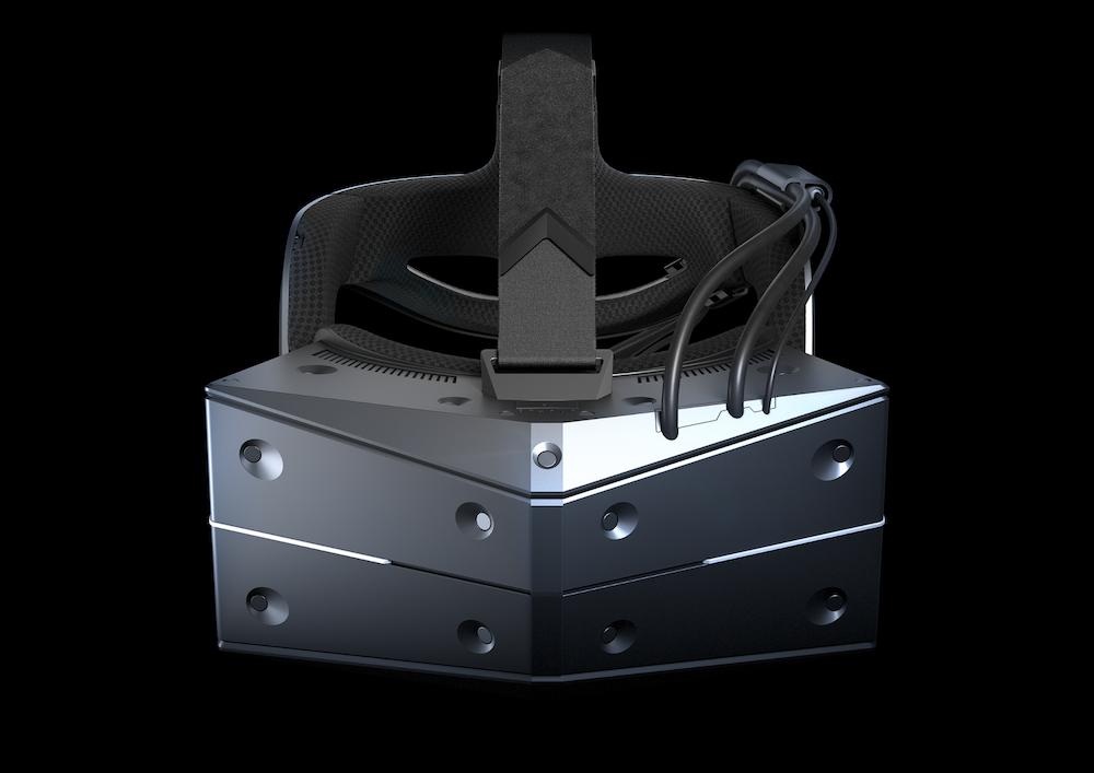 視野角210度、視線追跡 プレミアムな法人向けVRヘッドセット「StarVR One」登場 | Mogura VR
