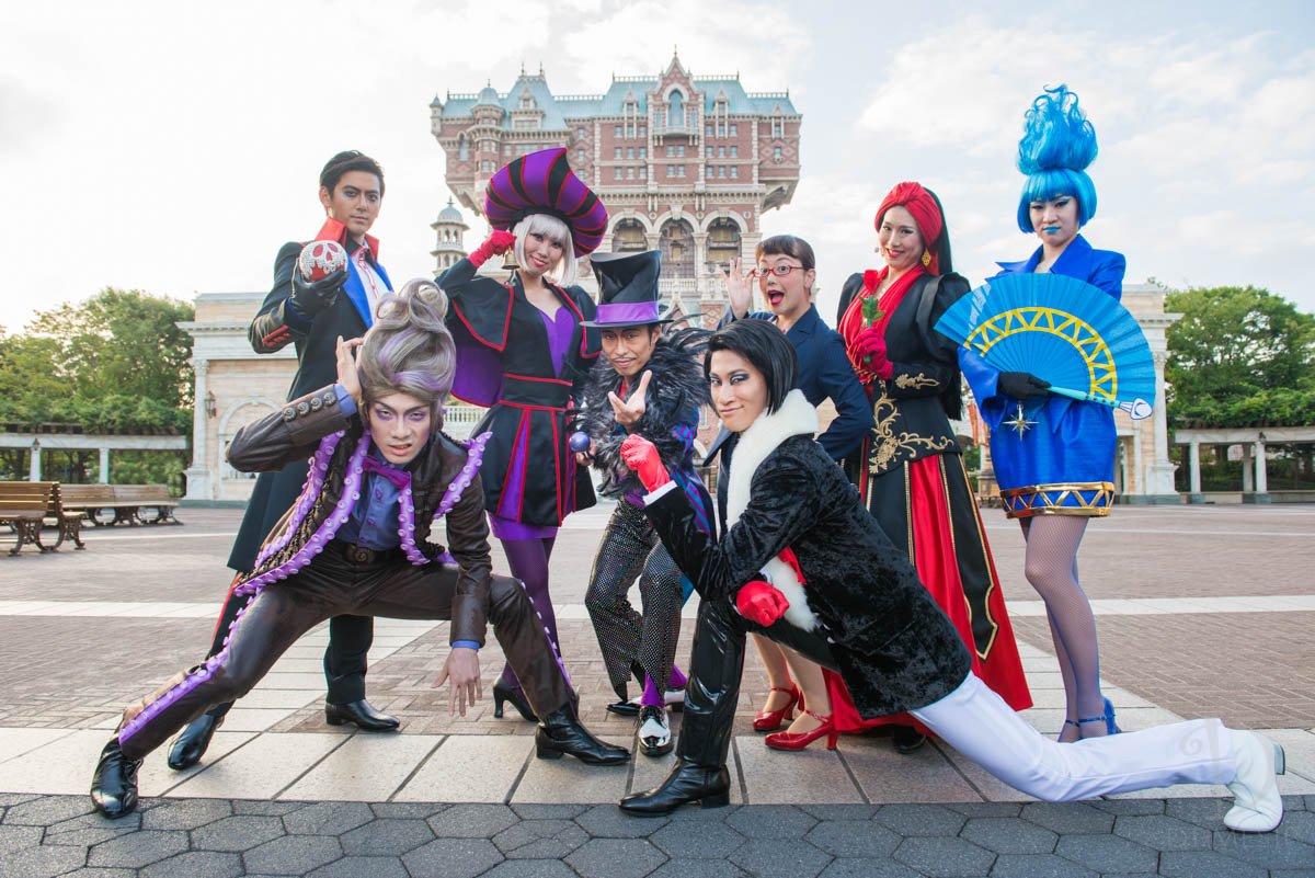 ヴィランズの手下たちがリクルーティング!東京ディズニー