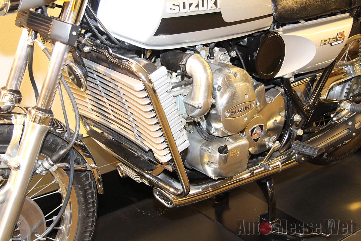 オートバイにも存在した「ロータ...