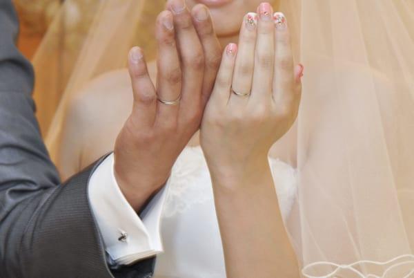 結婚指輪つけないキャッチ