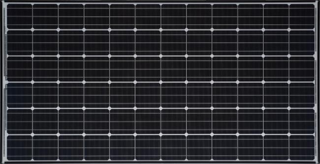 太陽電池モジュール HIT(R) P255αPlus