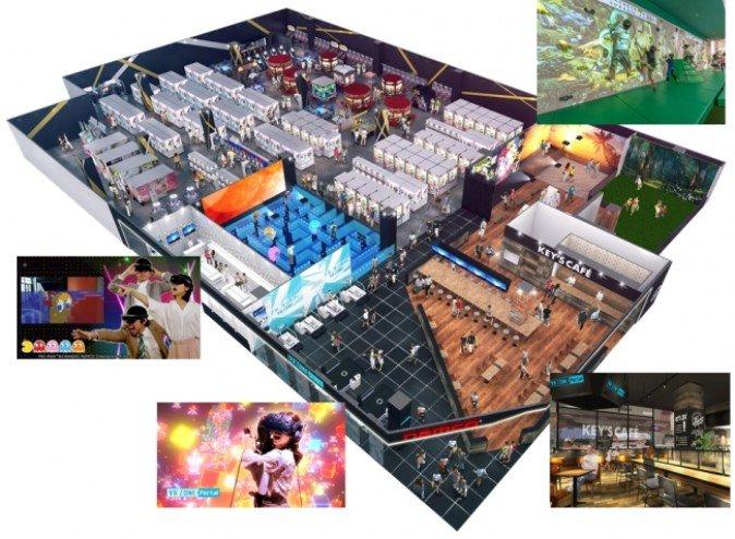 大阪・守口市にVR体験施設「VR ZONE」オープン、AR/MRアトラクションも設置 | Mogura VR